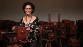 Entrevista: Paula Sampaio é a artista convidada do 11º Diário Contemporâneo