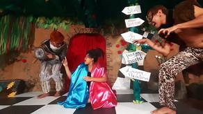 """Espetáculo teatral """"O Jardim de Alice"""" estreia nesta quarta (27/11)"""