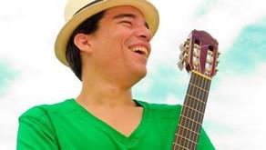LIVE: Arthur Espíndola se apresenta no Projeto Pôr do Som
