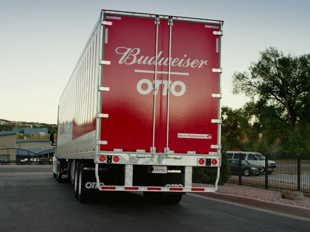 Caminhão Inteligente – Budweiser
