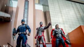 BR Toys Collections fica em exposição no Shopping Castanheira até o final de Fevereiro