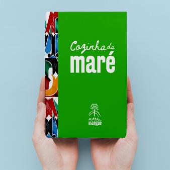 Livro 'Cozinha da Maré' traz receitas tradicionais da população dos manguezais