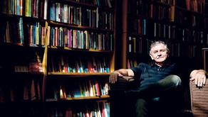 Projeto Sextarte traz Edyr Augusto para falar sobre literatura e contemporaneidade