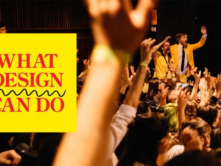 What Design Can Do retorna ao Brasil