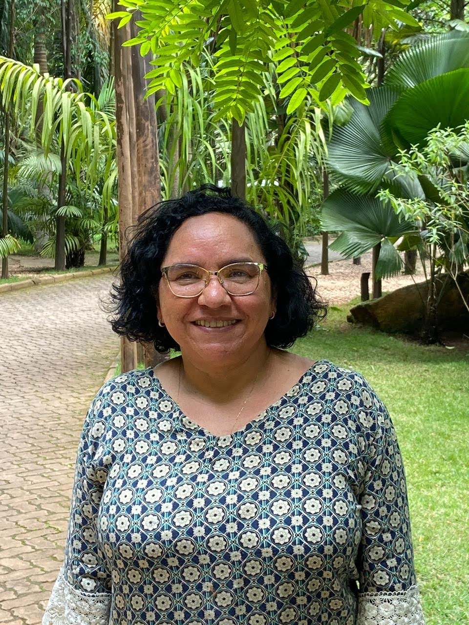 Professora Silvia Cruz - Imagem: divulgação.
