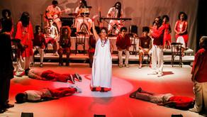 """Bando de Teatro Olodum apresenta espetáculo """"Erê"""" no Theatro da Paz"""