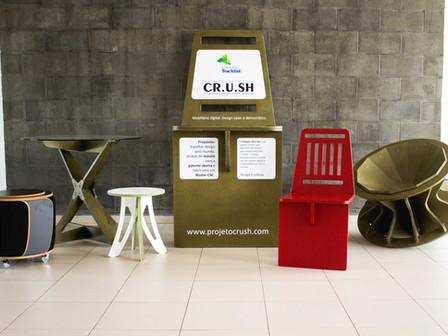 Projeto CR.U.SH. = Design acessível