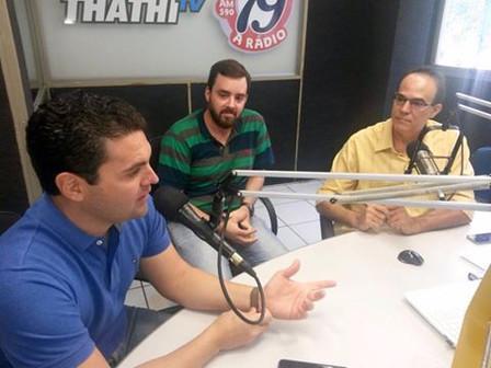 APP na Rádio 79