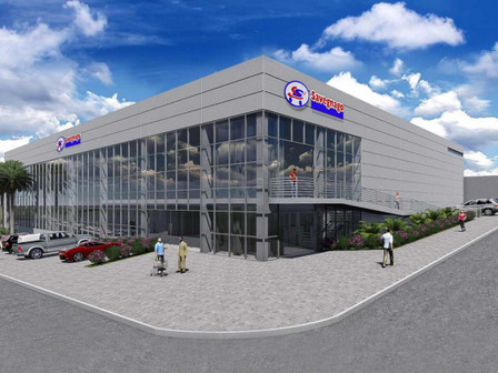 Avenida Nove de Julho ganhará nova loja Savegnago