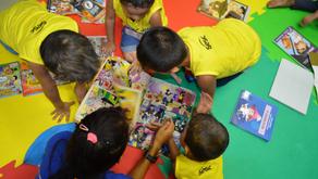 Sesc realiza três Clubes de Leitura infantil online nos dia 23 e 26/06