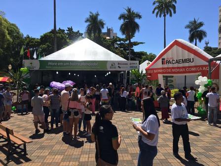 Pacaembu Construtoralançou o Residencial Vida Nova Ribeirão