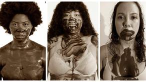 Ensaio fotográfico Manifesto Iaça, na luta contra a violência doméstica