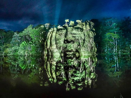 Green Street Art: Amazônia