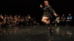 Coreógrafo francês Olivier Dubois se apresenta no teatro Waldemar Henrique