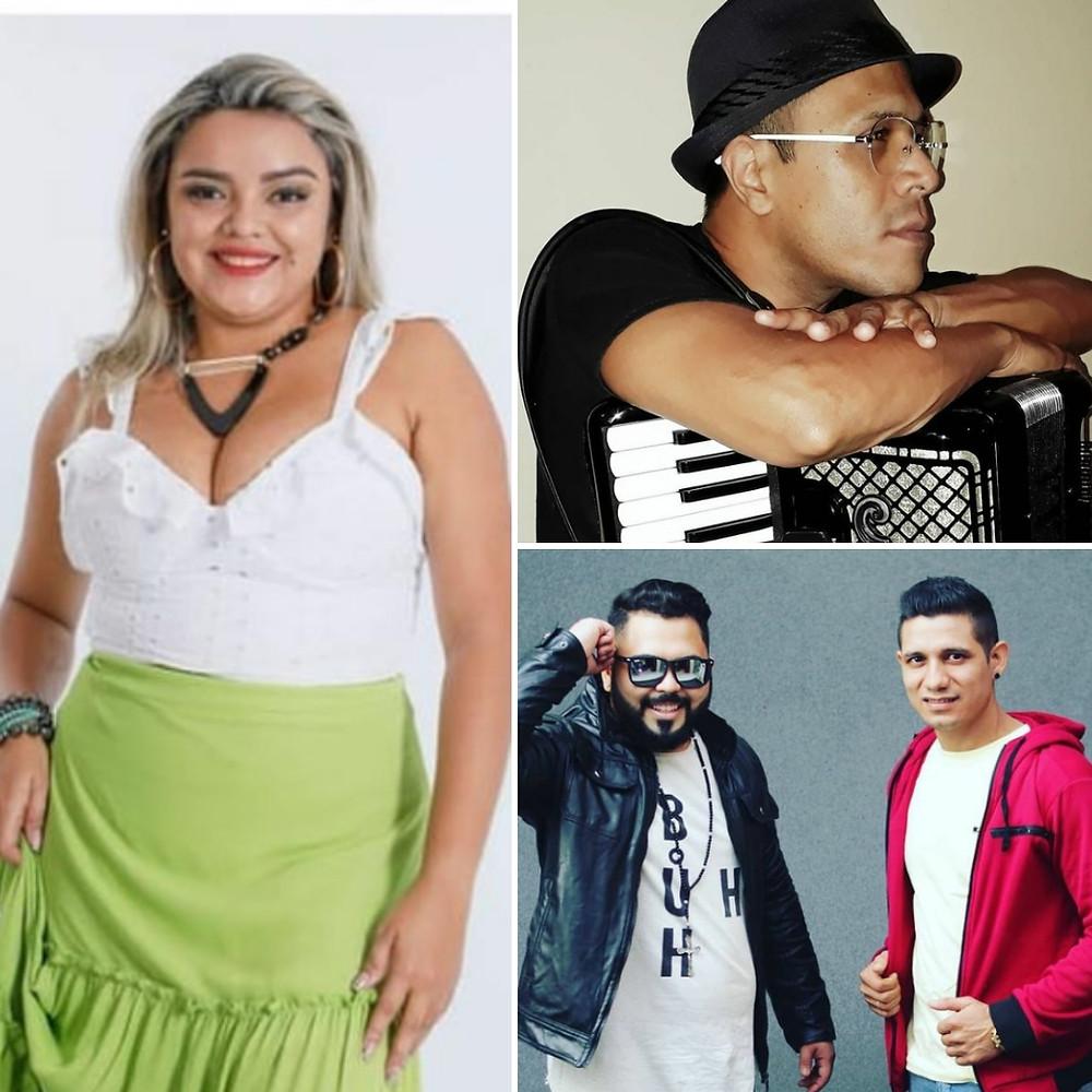 Junior Veloso e Trio Trilha da Serra - Imagem: divulgação.