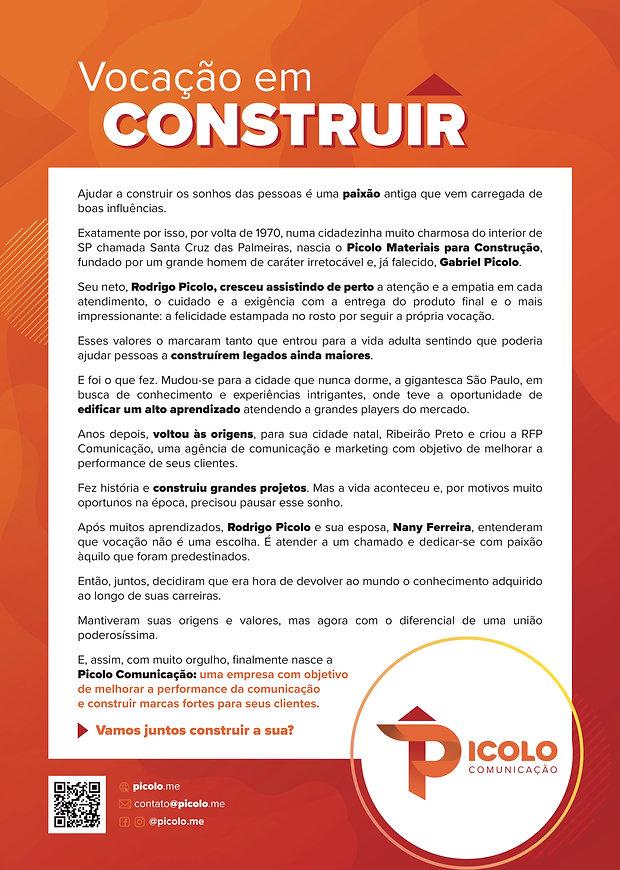 Manifesto Picolo Comunicação