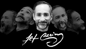 """Jef Cecim apresenta espetáculo """"Antes solo do que bem acompanhado"""""""