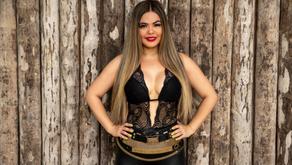 Cantora Yonne promove Live repleta de ritmos paraenses