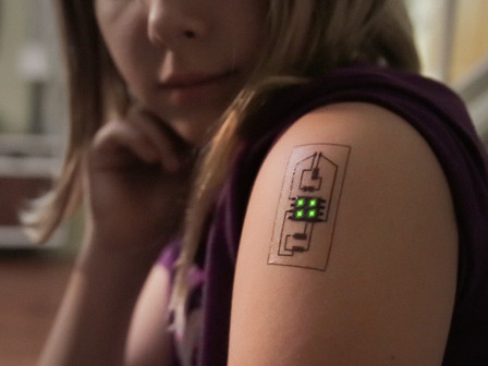 Tech Tats: as tatuagens inteligentes