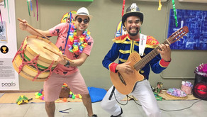 Circuito Mangueirosa realiza baile infantil neste domingo