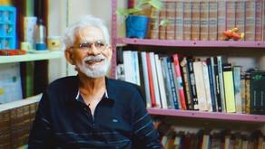 Projeto DocBio: Professor da UFPA é homenageado em documentário