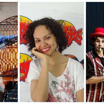 Fim de Semana com programação cultural presencial e virtual no Sesc/Pa