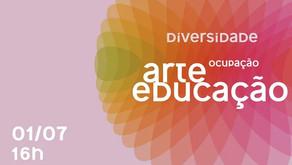 Projeto nacional do Sesc chega com discussão sobre a Diversidade e Arte Educação