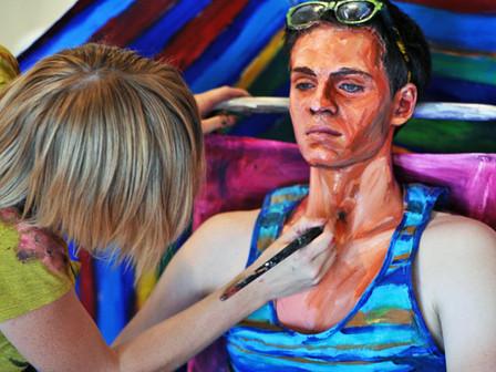 Idas e vindas da arte