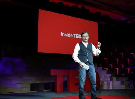 Vocês conhecem o TED?