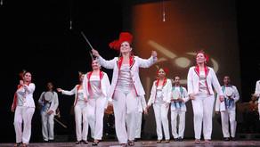 """""""Cantores Contemporâneos"""" realizam show para celebrar mais de 30 anos de atividades"""