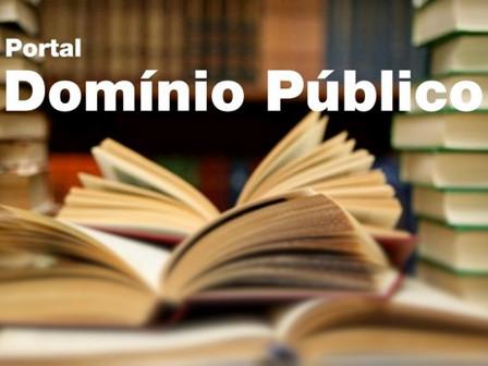 Portal Domínio Público: biblioteca digital
