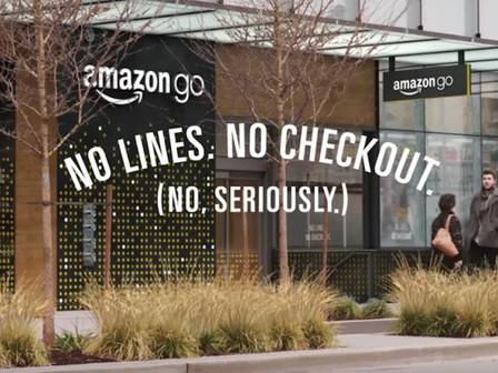 Inovação: Amazon Go