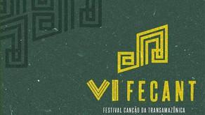 FECANT divulga lista de selecionados para sua sexta edição