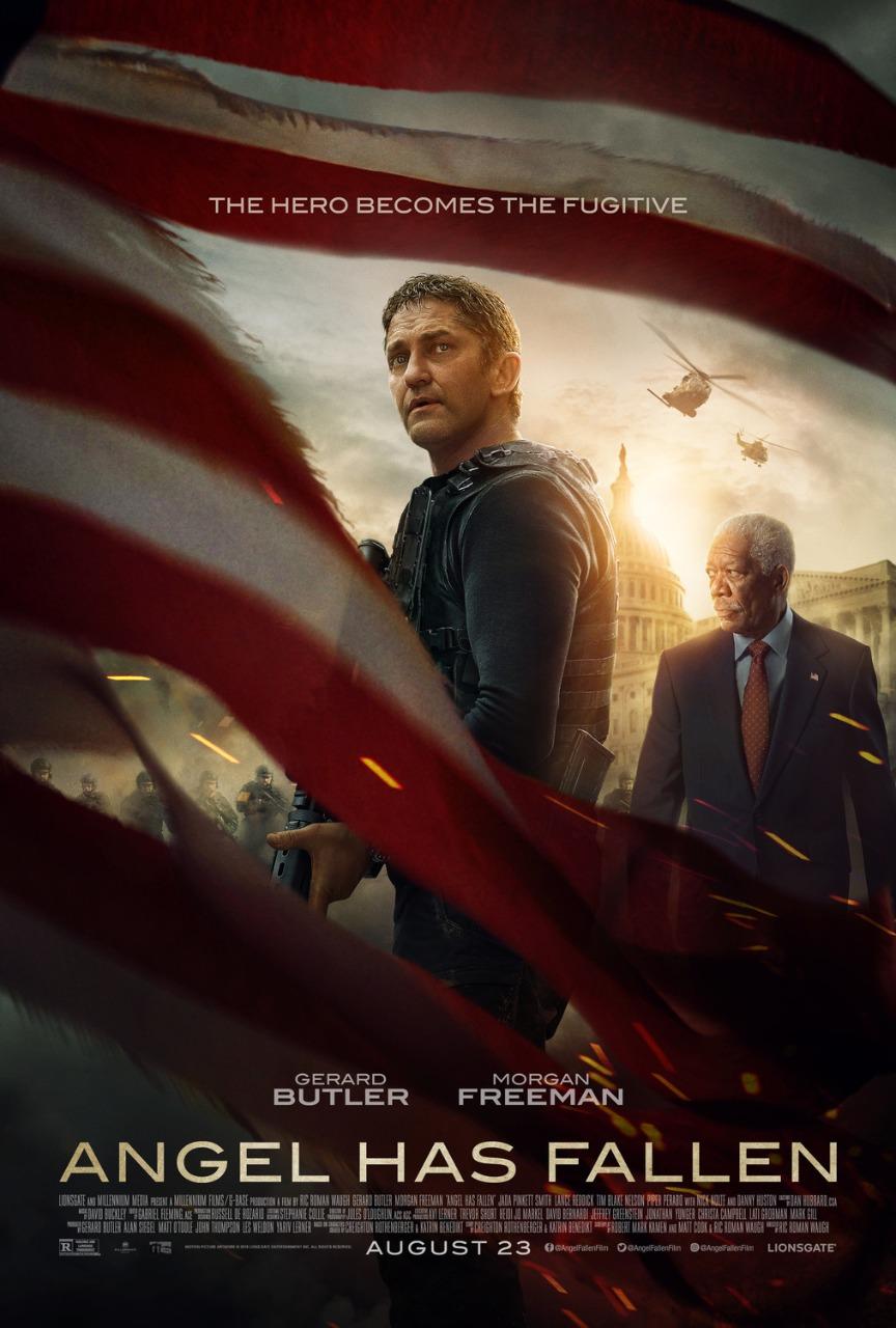 "No domingo o Cinema Drive-in exibe ""Invasão ao serviço secreto"""