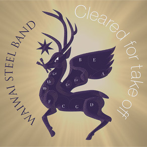 WAIWAI STEEL BAND NEW EP『Cleared for take off』