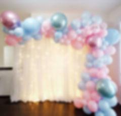 Whimsical balloon backdrop ✨ ._._._._.jp