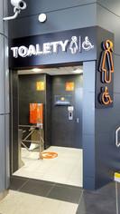 Toaleta stacjonarna | Szczecin