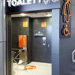 Toaleta, Szczecin Główny