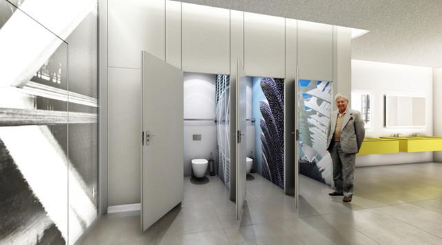 Toaleta stacjonarna | Walencja