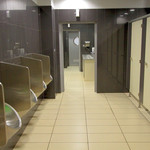 Toaleta, Warszawa Zachodnia