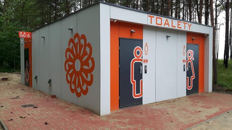 Moduł WC, Jarosławiec