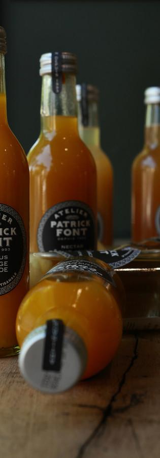 Jus et nectars Patrick Font