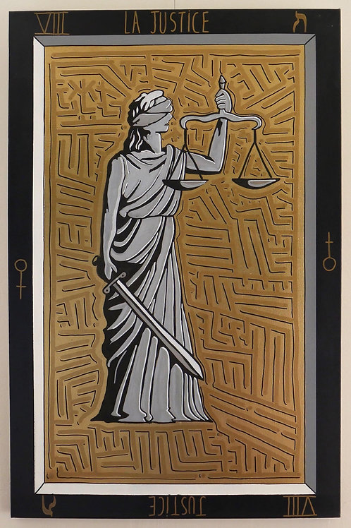 """LA JUSTICE"" KELKIN"