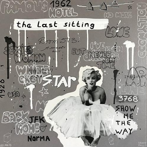 """THE LAST SITTING"" -SAINTE-FAUSTE"