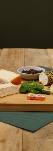Planche de fromage à partager