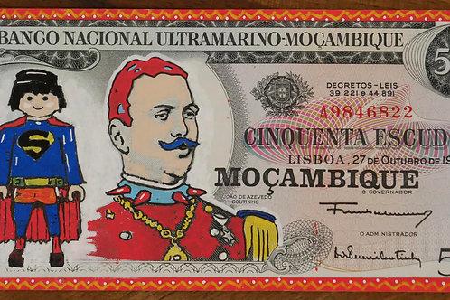 Billet de banque customisé SAINTE-FAUSTE