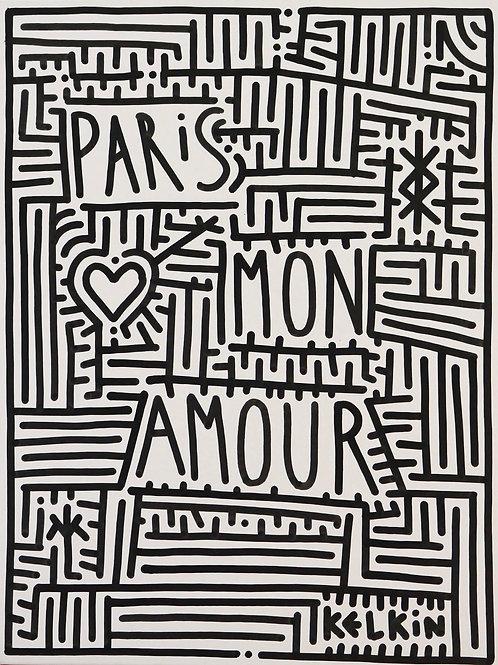 """""""PARIS MON AMOUR"""" KELKIN"""