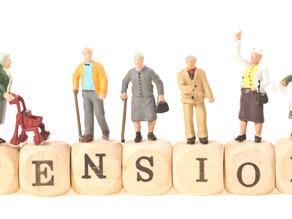 à propos des pensions