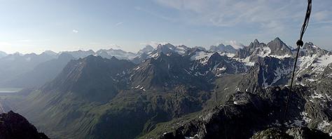 Hochmaderer (2823 m)