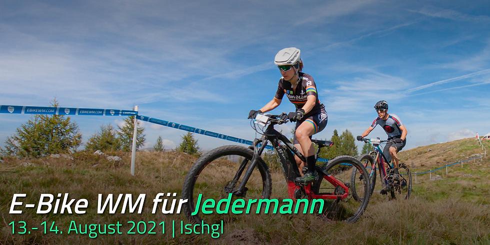 E-Bike WM Ischgl